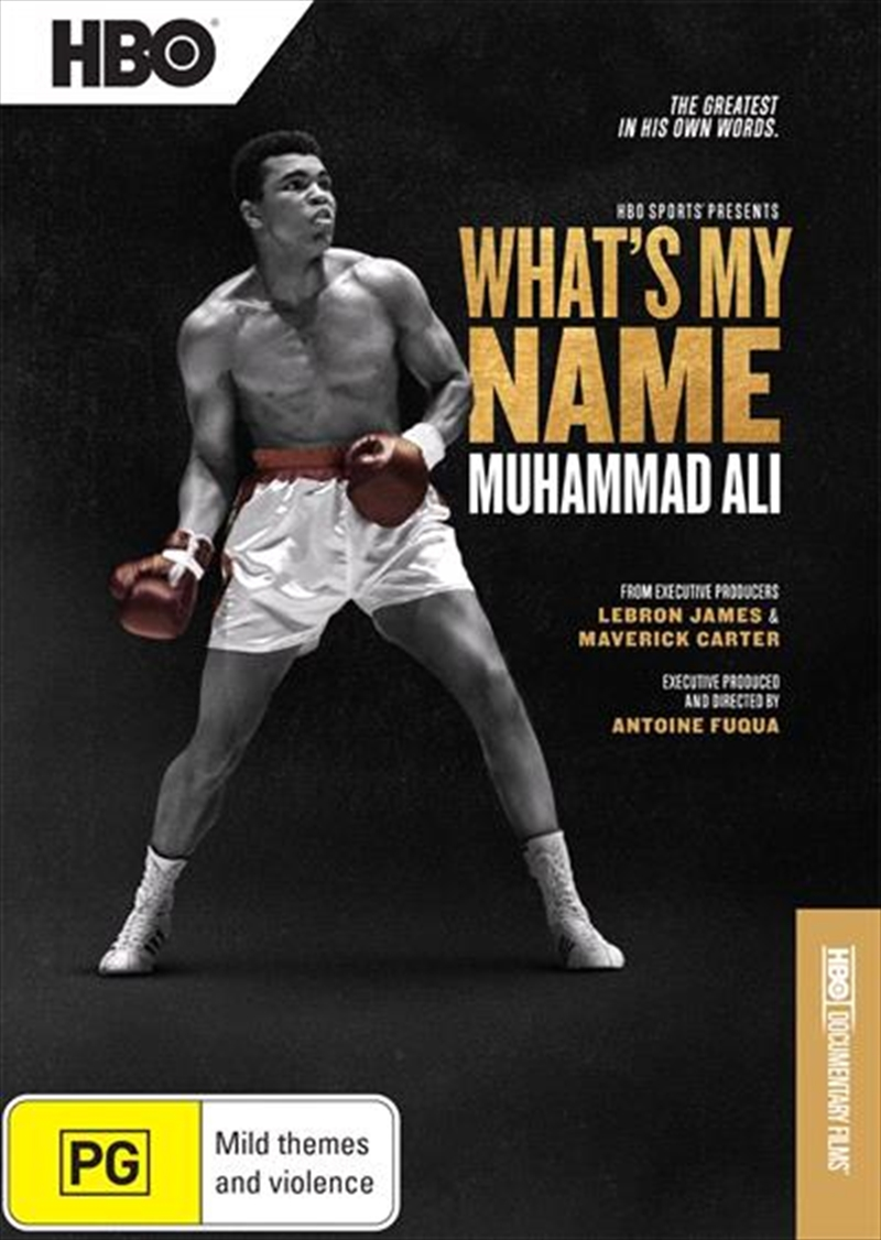 What's My Name - Muhammad Ali | DVD