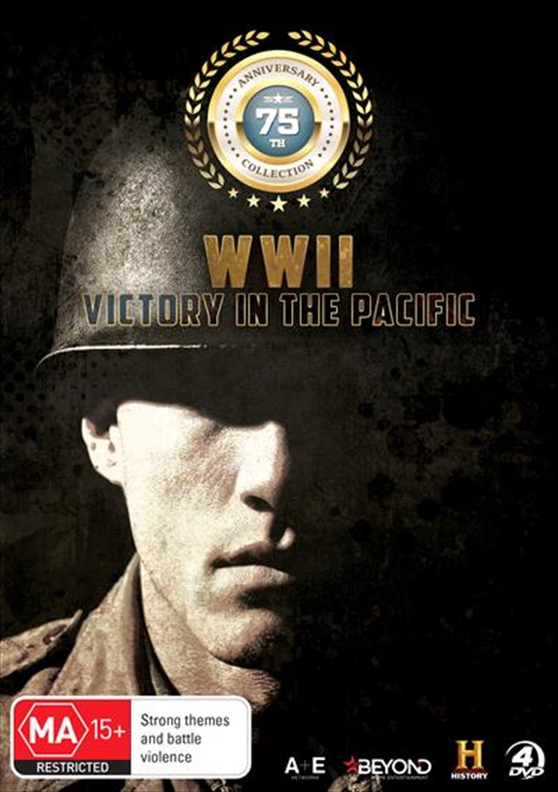 WWII - Victory In The Pacific | 75th Anniversary Collection | DVD