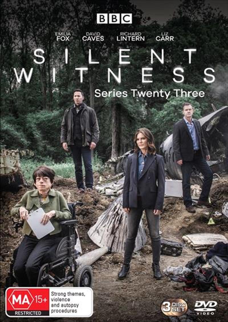 Silent Witness - Series 23 | DVD