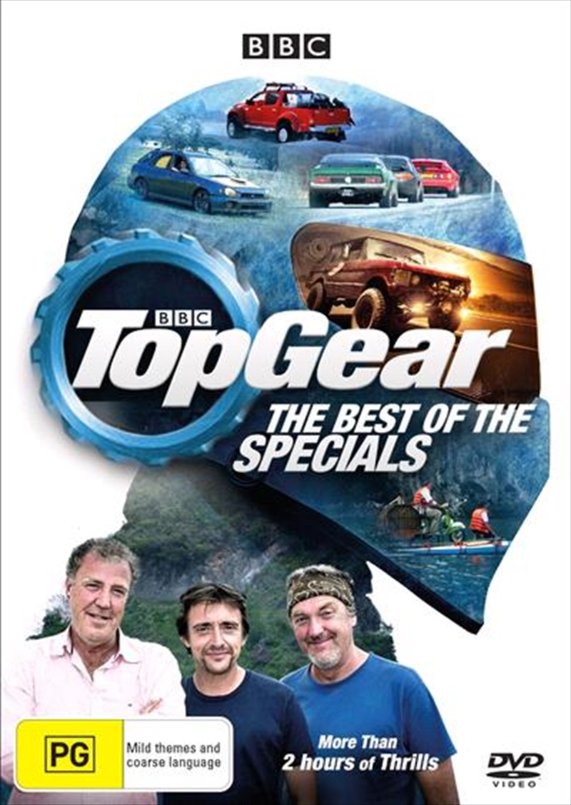 Top Gear - The Best Of The Specials | DVD