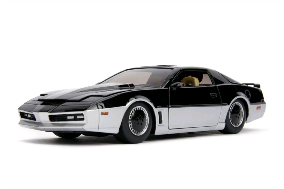 Knight Rider - K.A.R.R. 1982 Pontiac Firebird 1:24 Scale Hollywood Ride | Merchandise