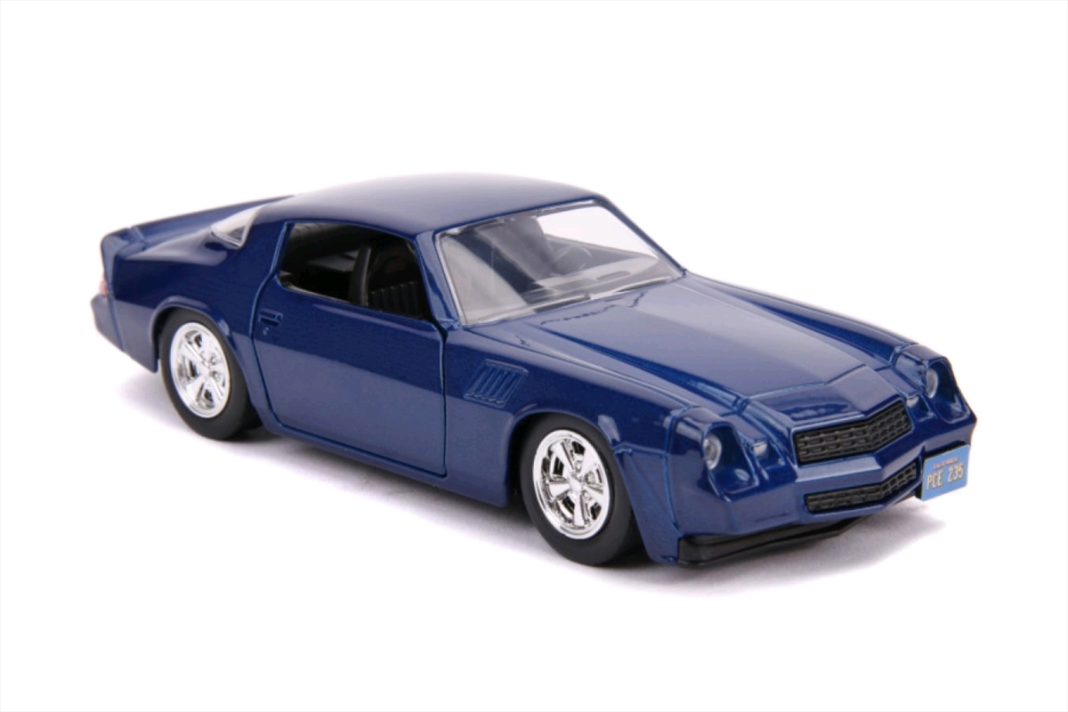 Stranger Things - 1979 Chevy Camero Z28 1:32 Hollywood Ride | Merchandise