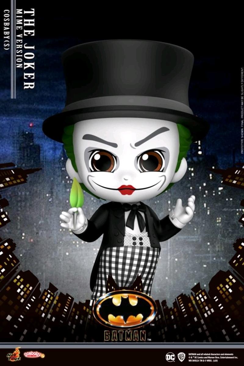 Batman (1989) - Joker Mime Cosbaby   Merchandise