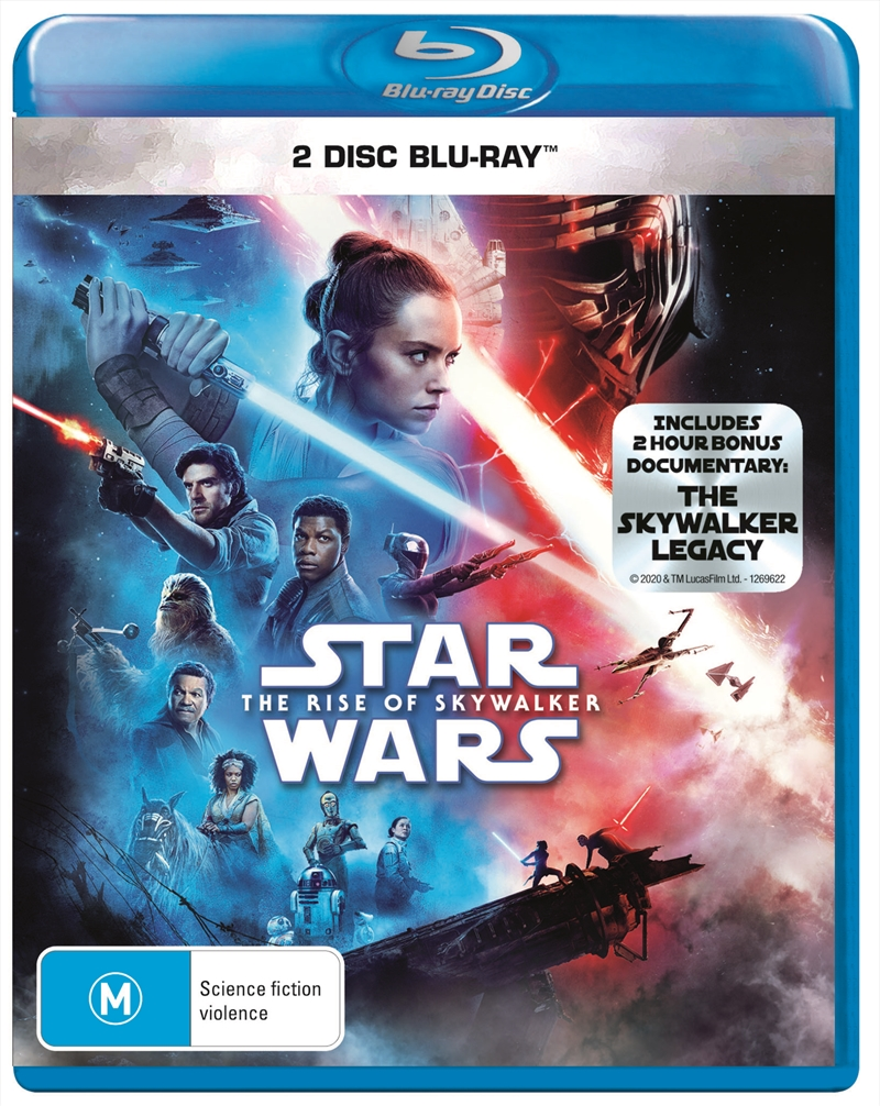 Star Wars - The Rise Of Skywalker | Blu-ray