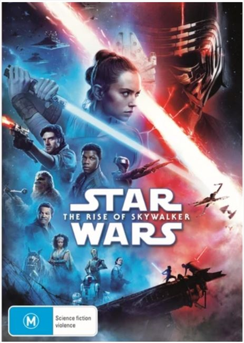 Star Wars - The Rise Of Skywalker | DVD