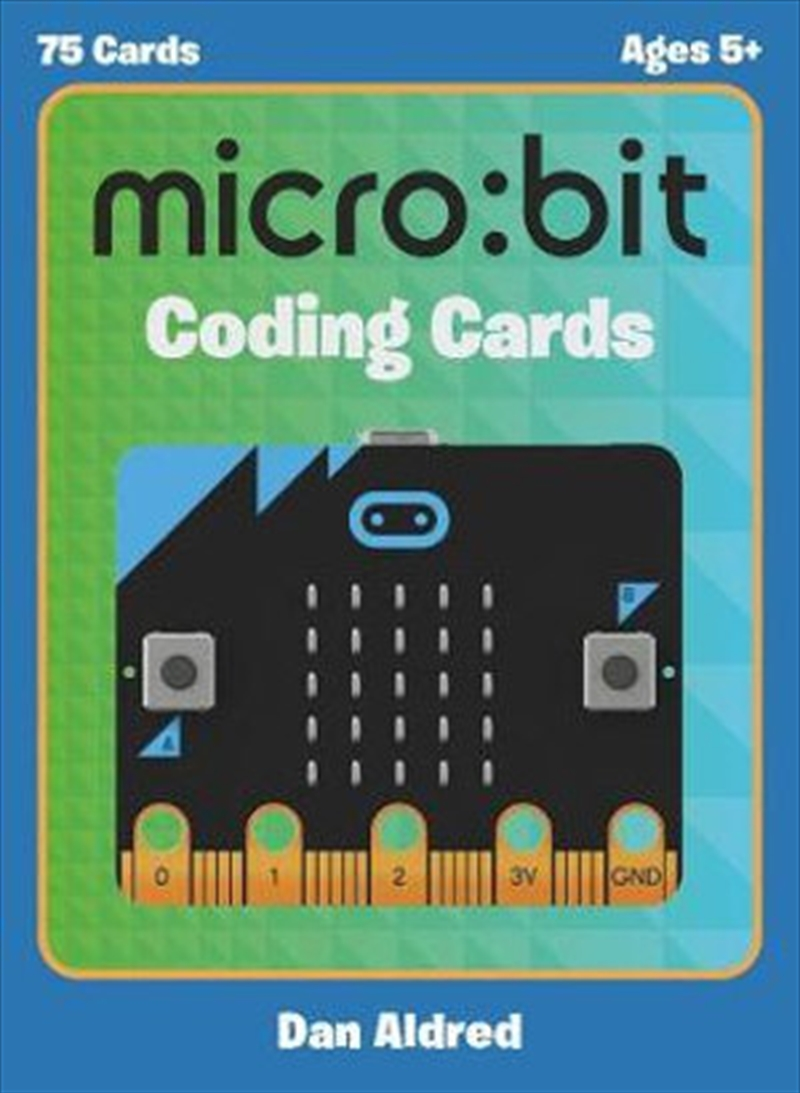 Micro:bit Cards Coding Cards | Merchandise