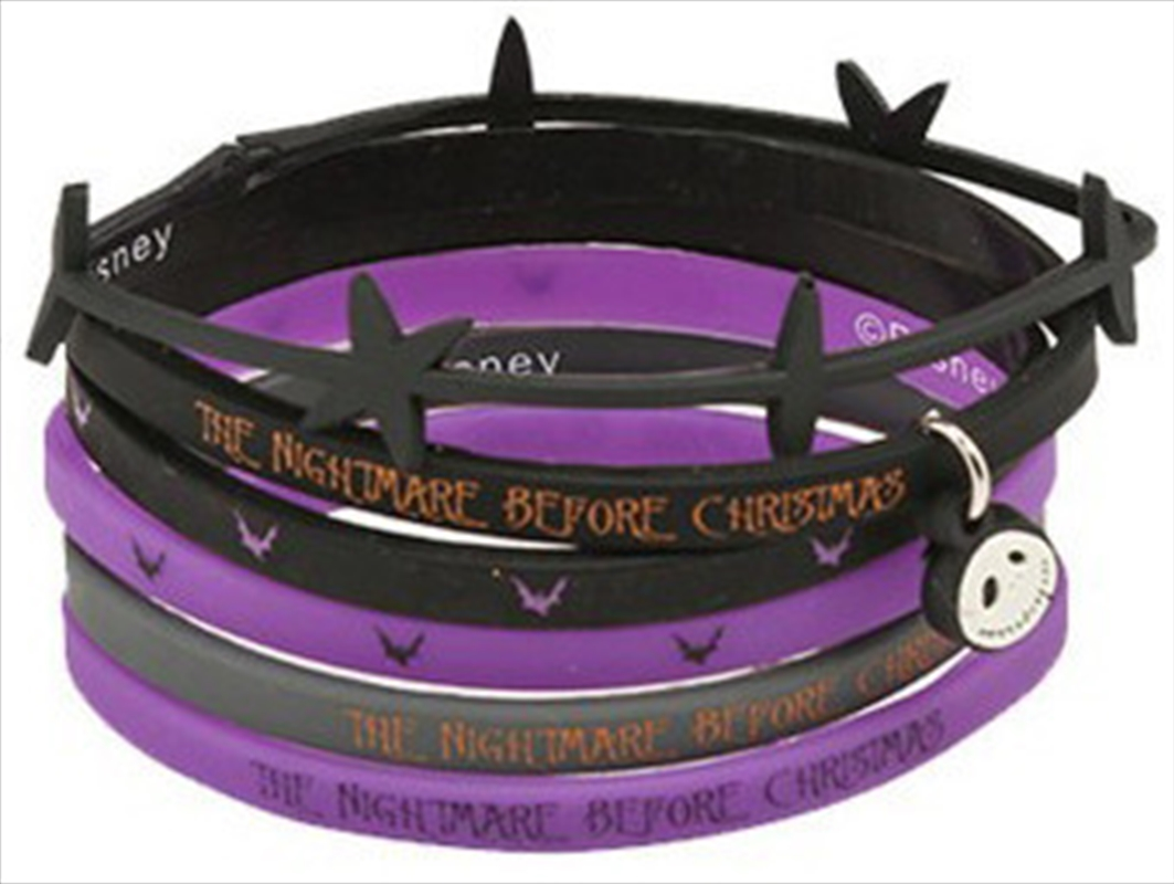 Nightmare Before Christmas Wristband | Apparel