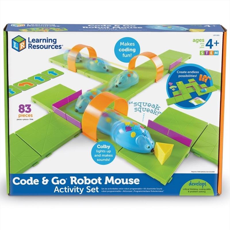 Robot Mouse Activity Set | Merchandise