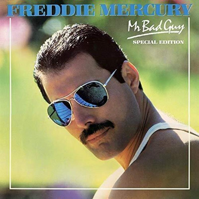 Mr Bad Guy   CD