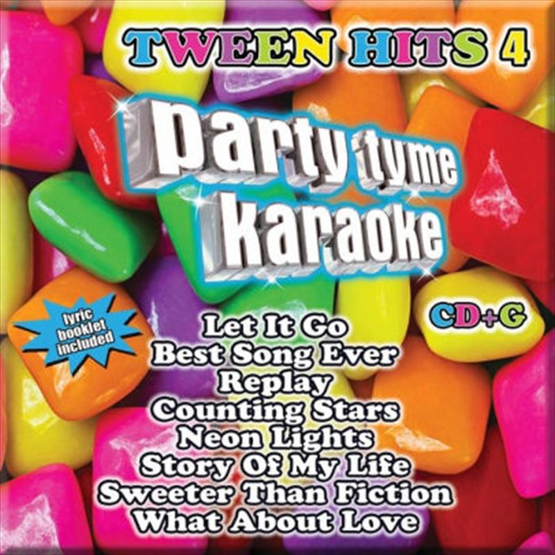 Tween Hits 4 | CD