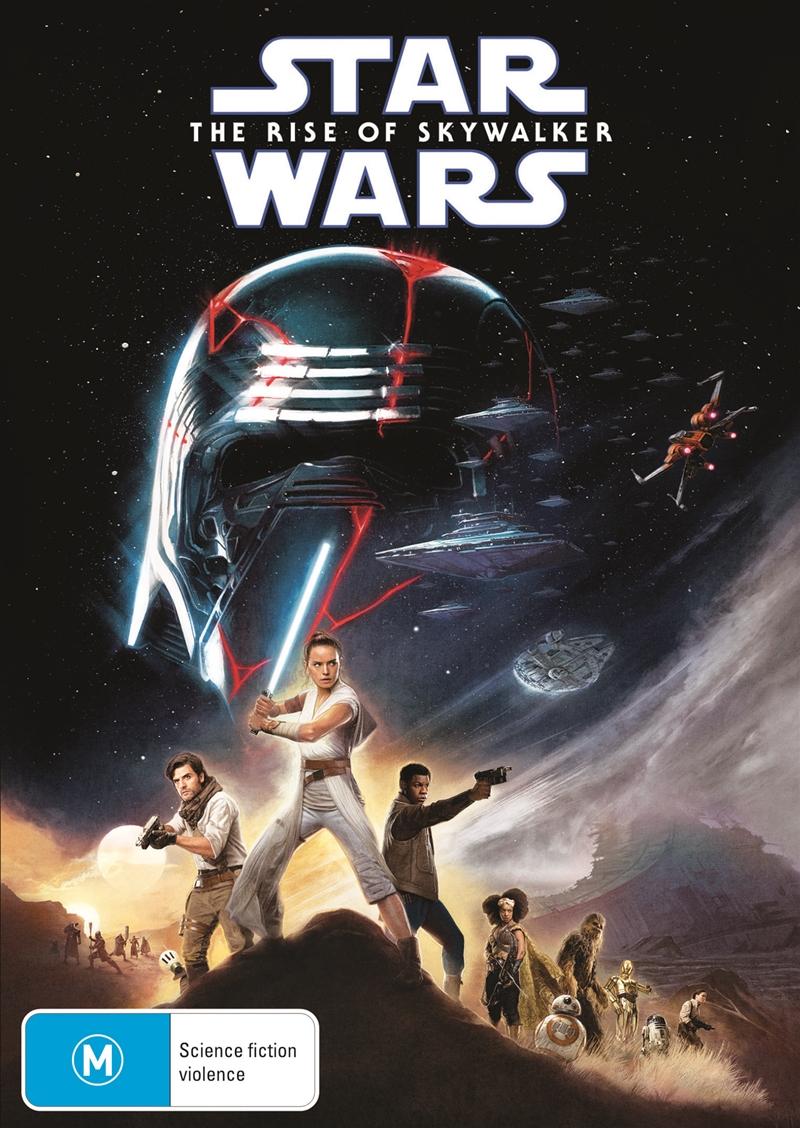 Buy Star Wars The Rise Of Skywalker On Dvd Sanity