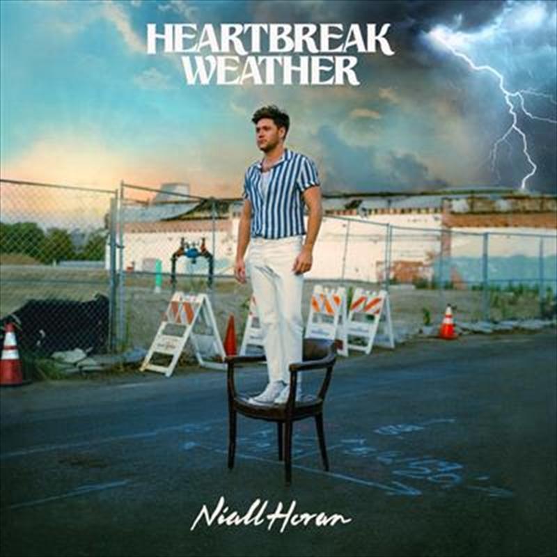 Heartbreak Weather | CD