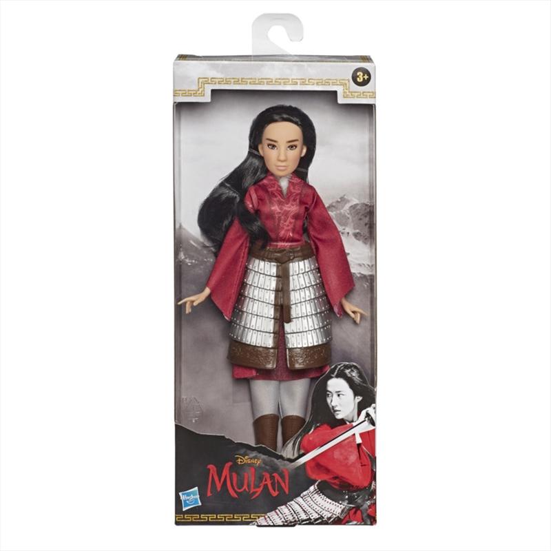 Disney Princess Mulan Fashion Doll   Toy