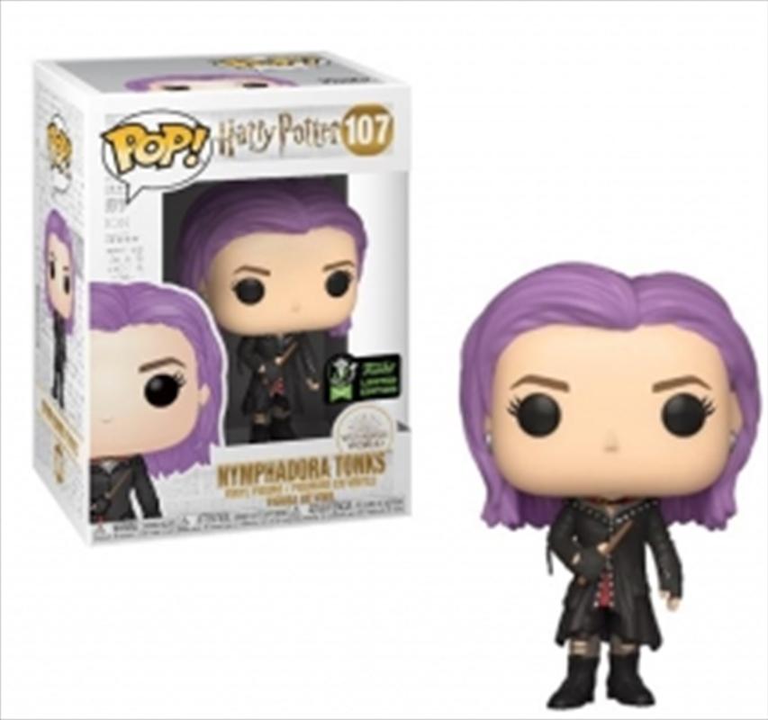 Harry Potter - Nymphadora Tonks Pop! EC20 RS   Pop Vinyl