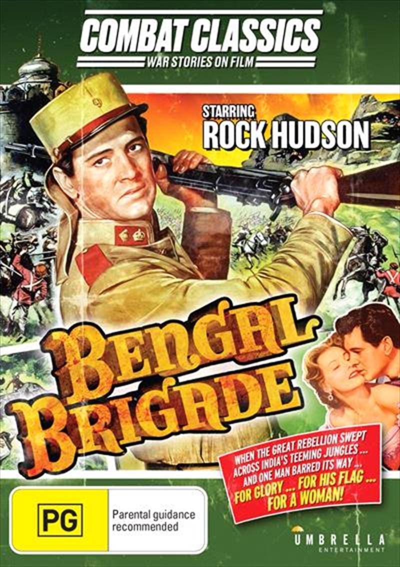 Bengal Brigade   Combat Classics   DVD