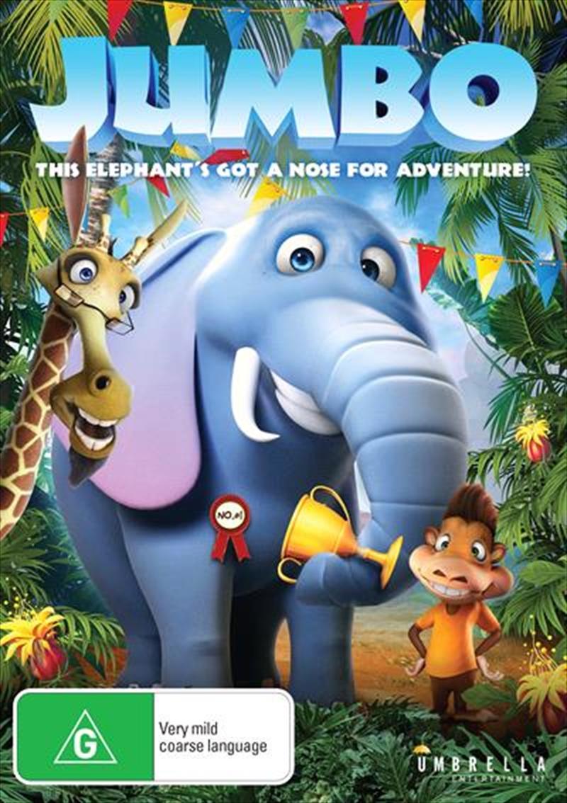 Jumbo   DVD