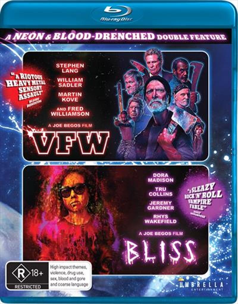 VFW / Bliss   Blu-ray