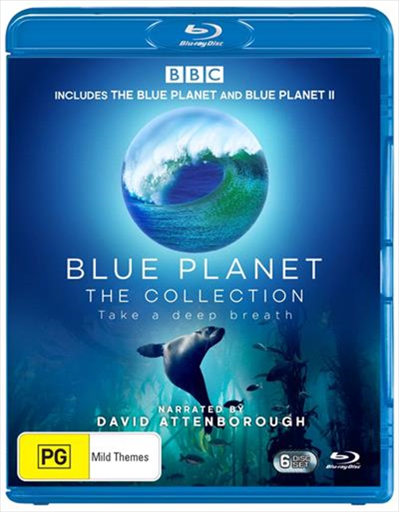 Blue Planet | Collection | Blu-ray