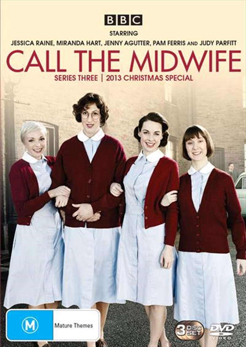 Call The Midwife - Series 3 | DVD