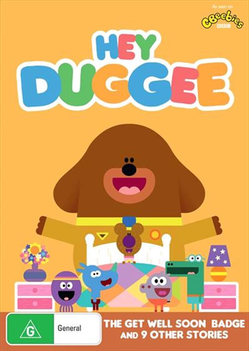 Hey Duggee - The Get Well Soon Badge | DVD