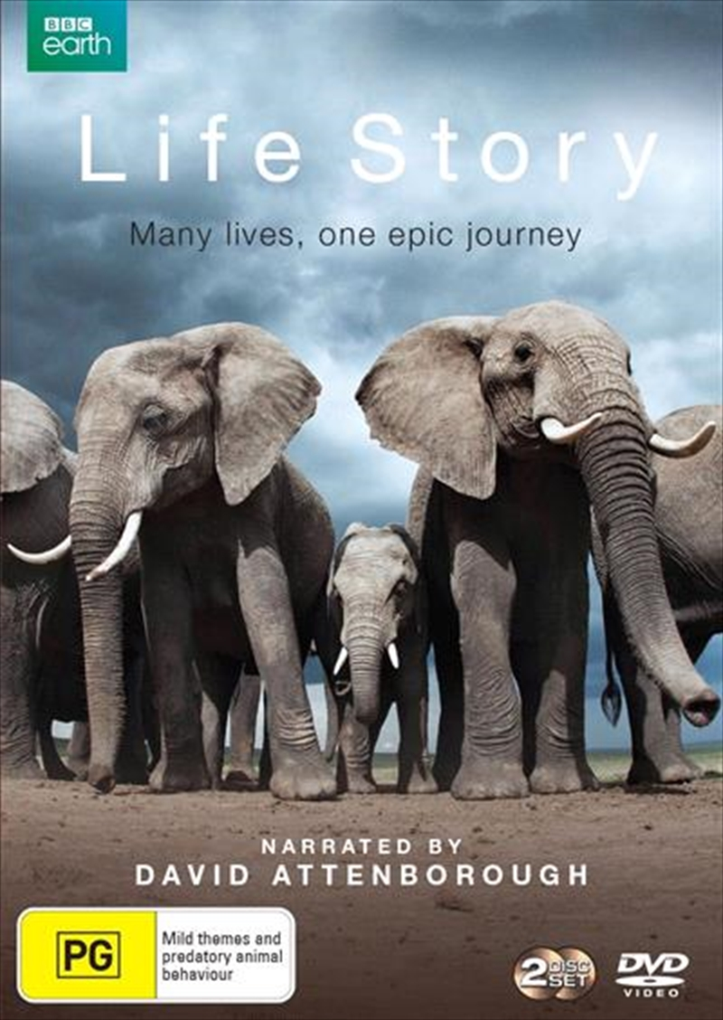 Life Story   DVD