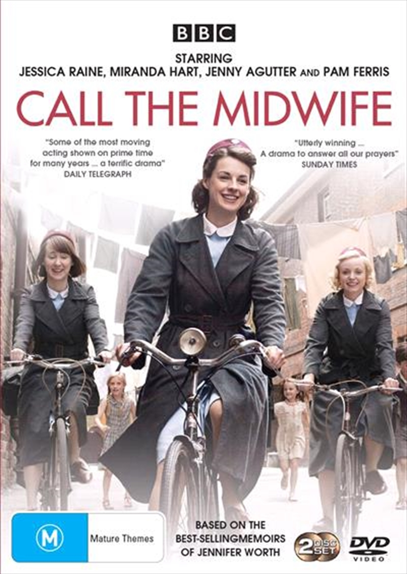 Call The Midwife - Series 1 | DVD