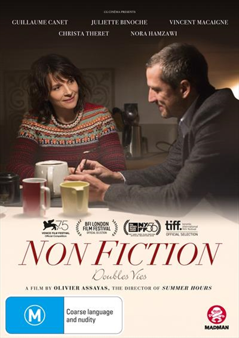 Non-Fiction | DVD