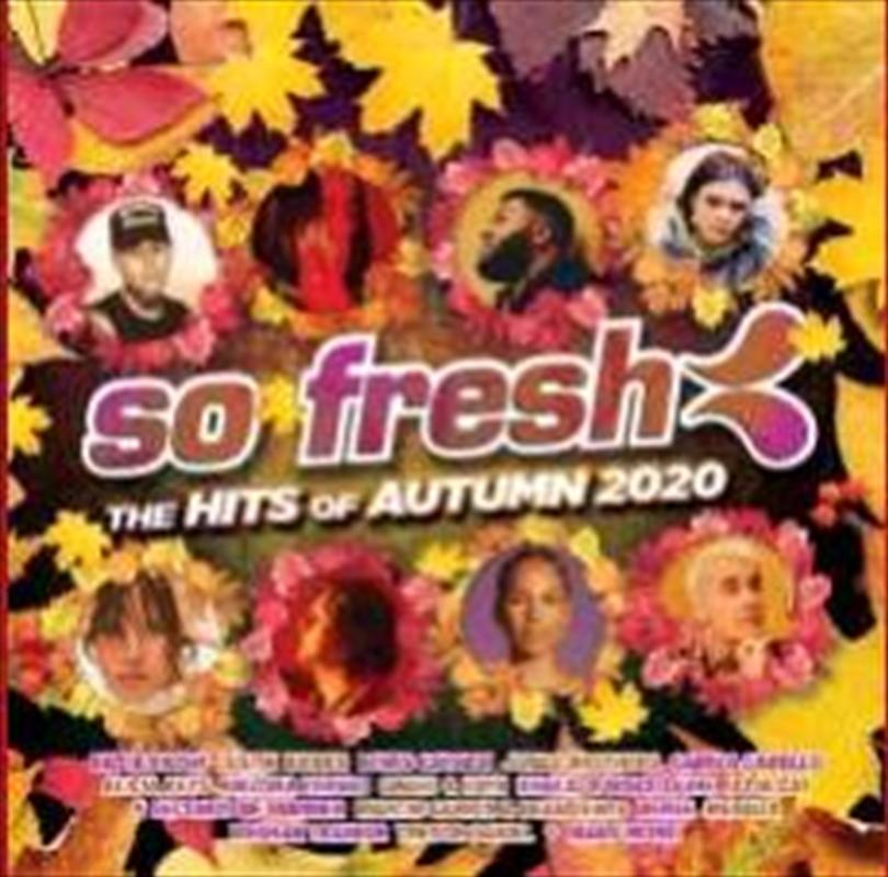 So Fresh - Hits Of Autumn 2020 | CD