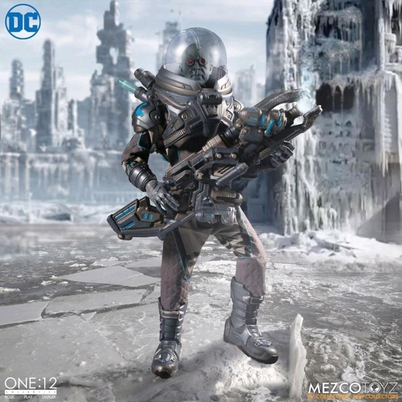 Batman - Mr Freeze One:12 Collective Action Figure | Merchandise