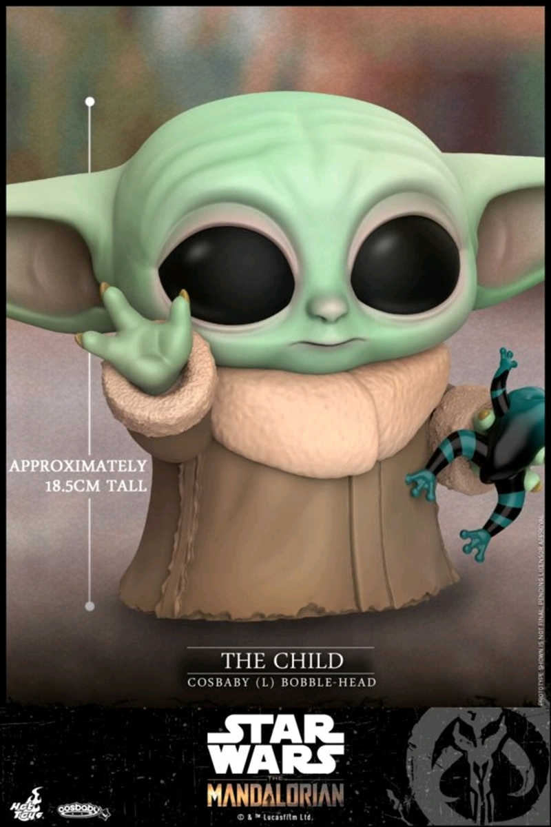 Star Wars: The Mandalorian - The Child Large Cosbaby | Merchandise