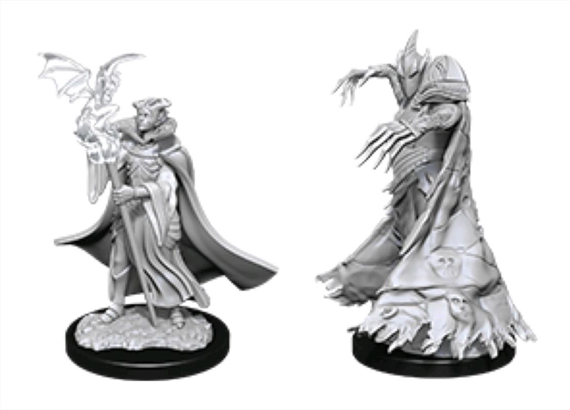 Pathfinder - Deep Cuts Unpainted Miniatures: Cultist & Devil | Games