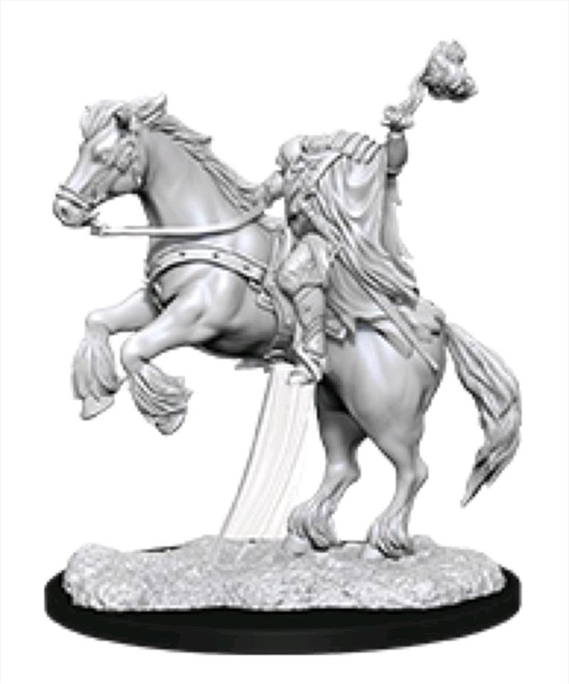 Pathfinder - Deep Cuts Unpainted Miniatures: Dullahan Headless Horsemen | Games