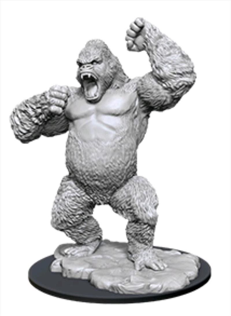 Dungeons & Dragons - Nolzur's Marvelous Unpainted Minis: Giant Ape   Games