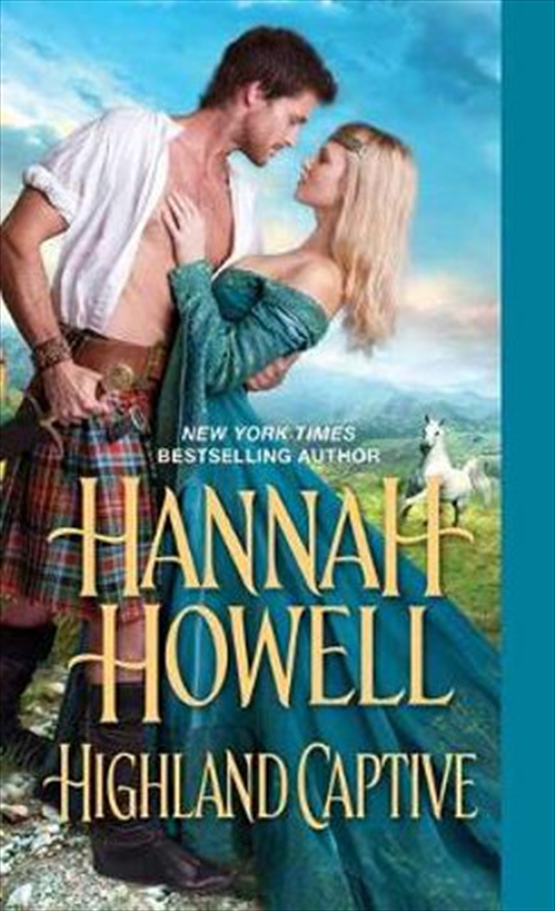 Highland Captive | Paperback Book