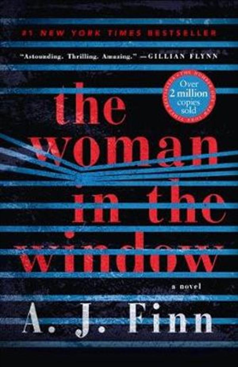 Woman In The Window, The   Hardback Book