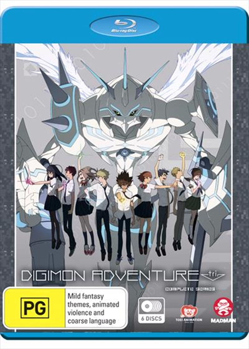 Digimon Adventure Tri. | Complete Series | Blu-ray