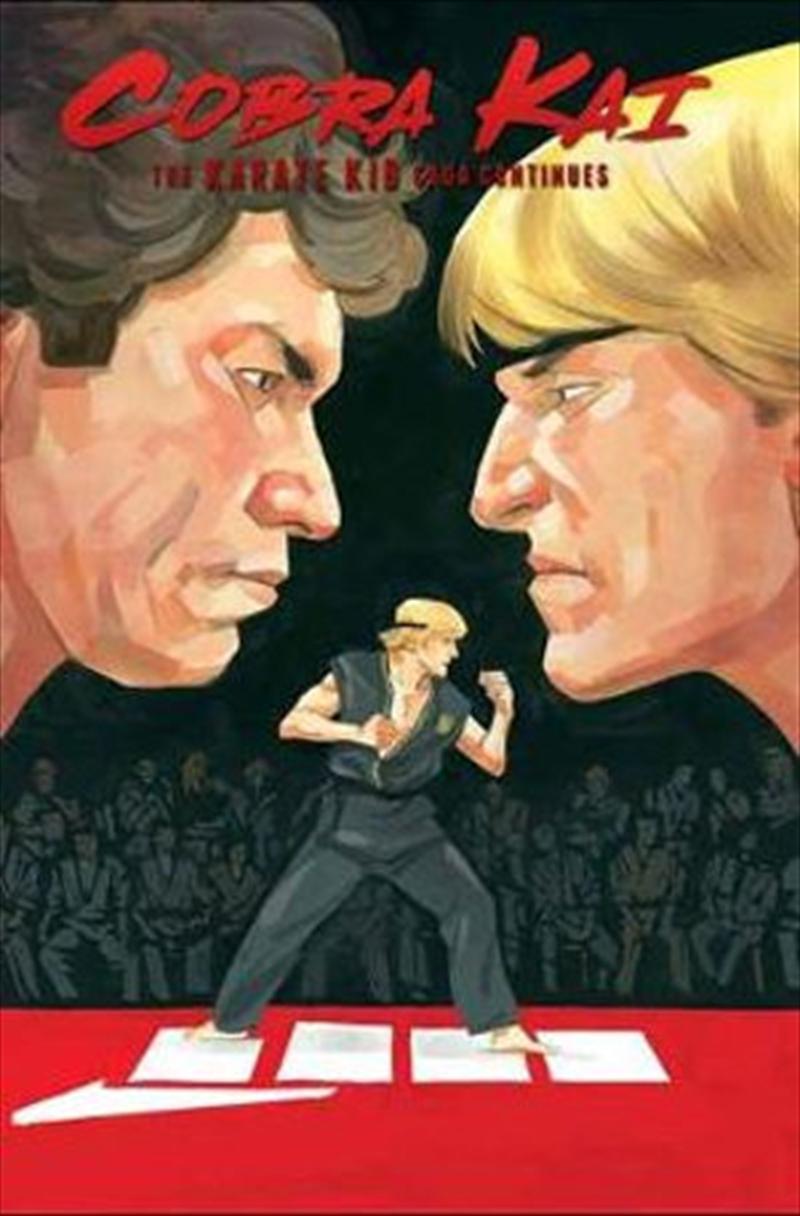 Cobra Kai: The Karate Kid Saga Continues - Johnny's Story | Paperback Book