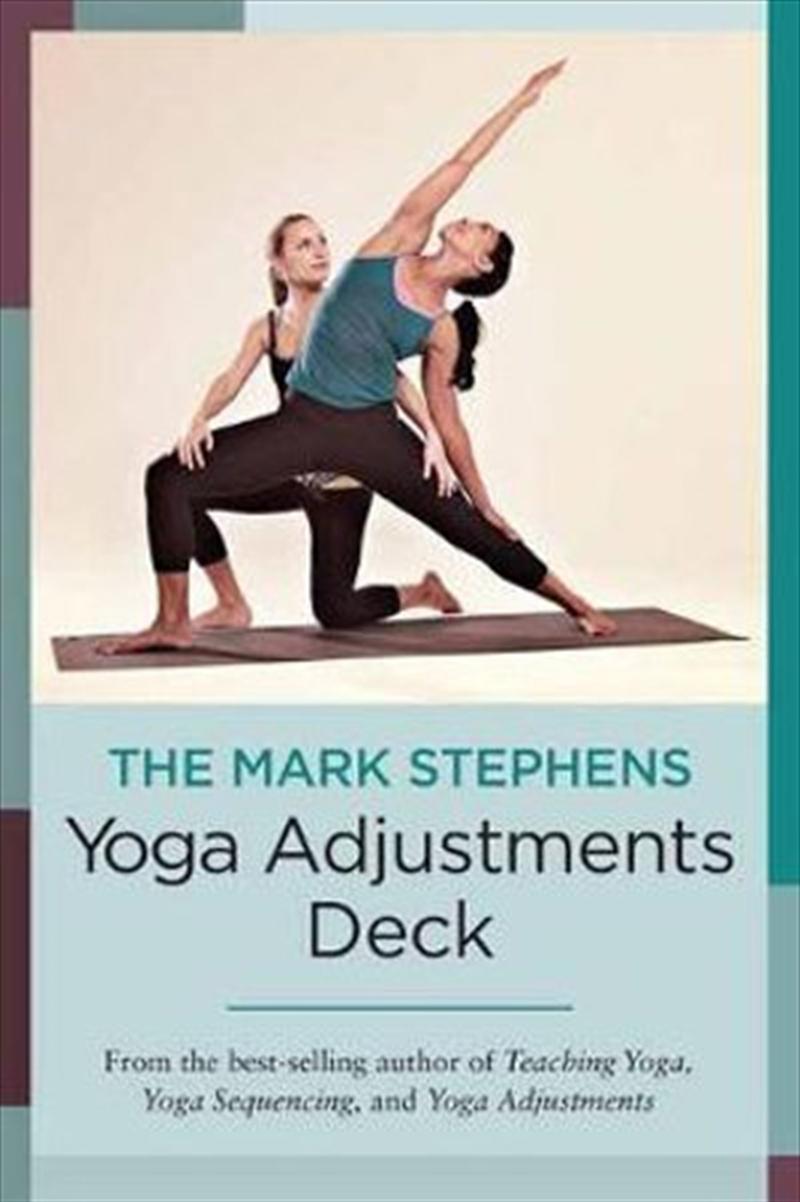The Mark Stephens Yoga Adjustments Deck   Merchandise