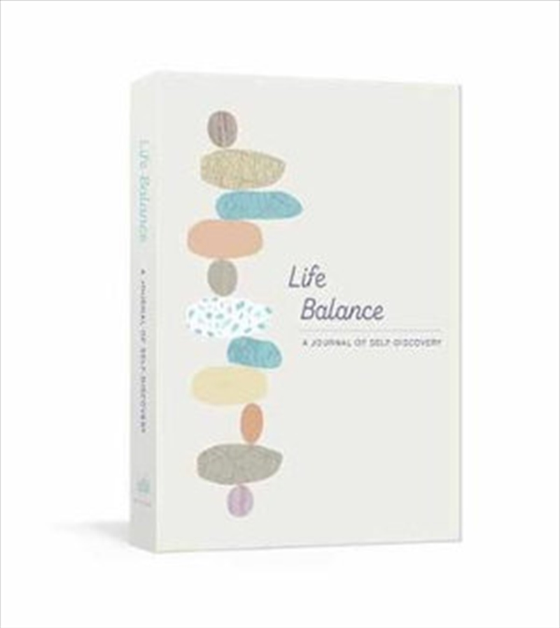 Life Balance - A Journal of Self-Discovery | Merchandise