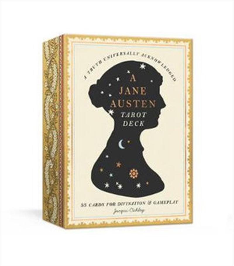 A Jane Austen Tarot Deck | Merchandise