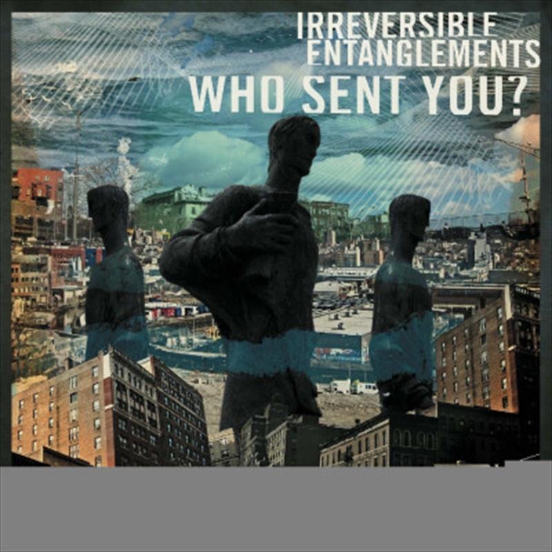 Who Sent You   CD