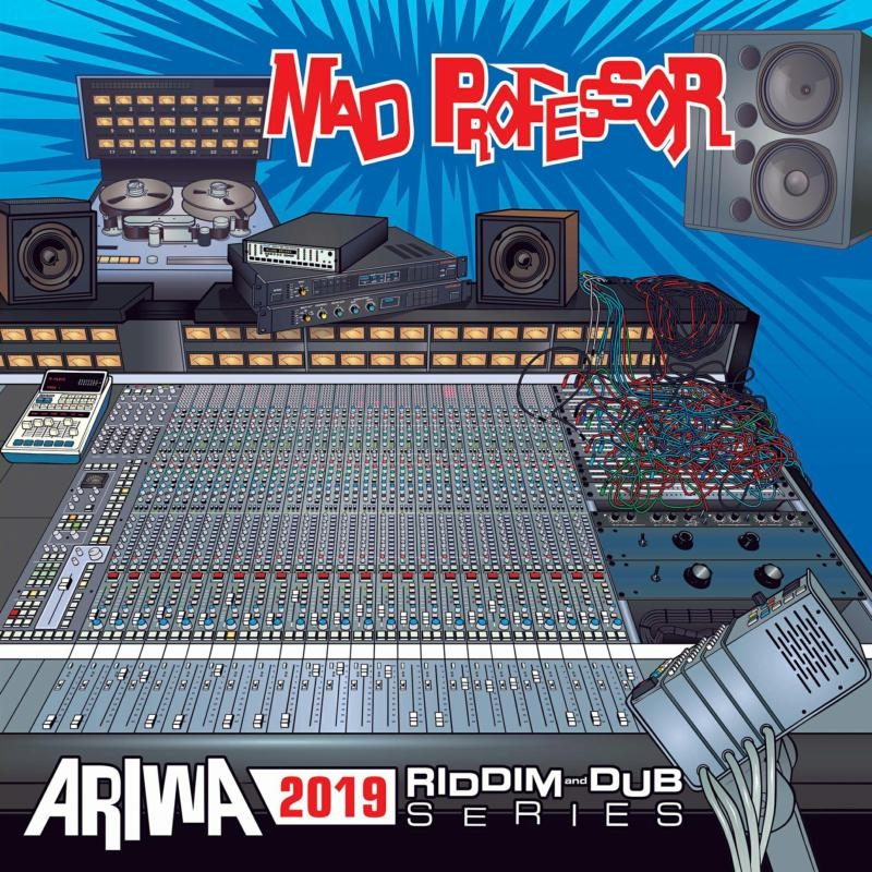 Ariwa Riddim And Dub 2019   Vinyl