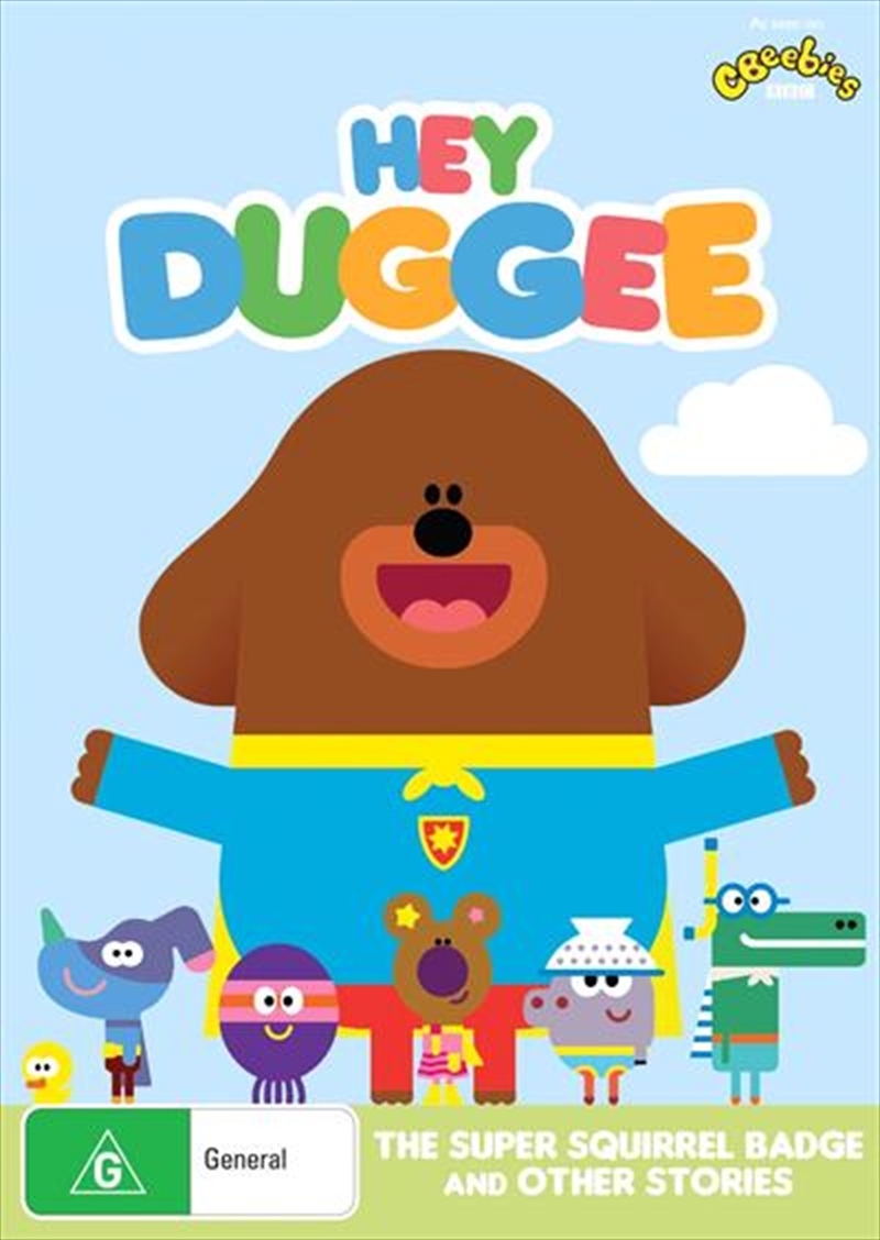 Hey Duggee - The Squirrel Badge | DVD