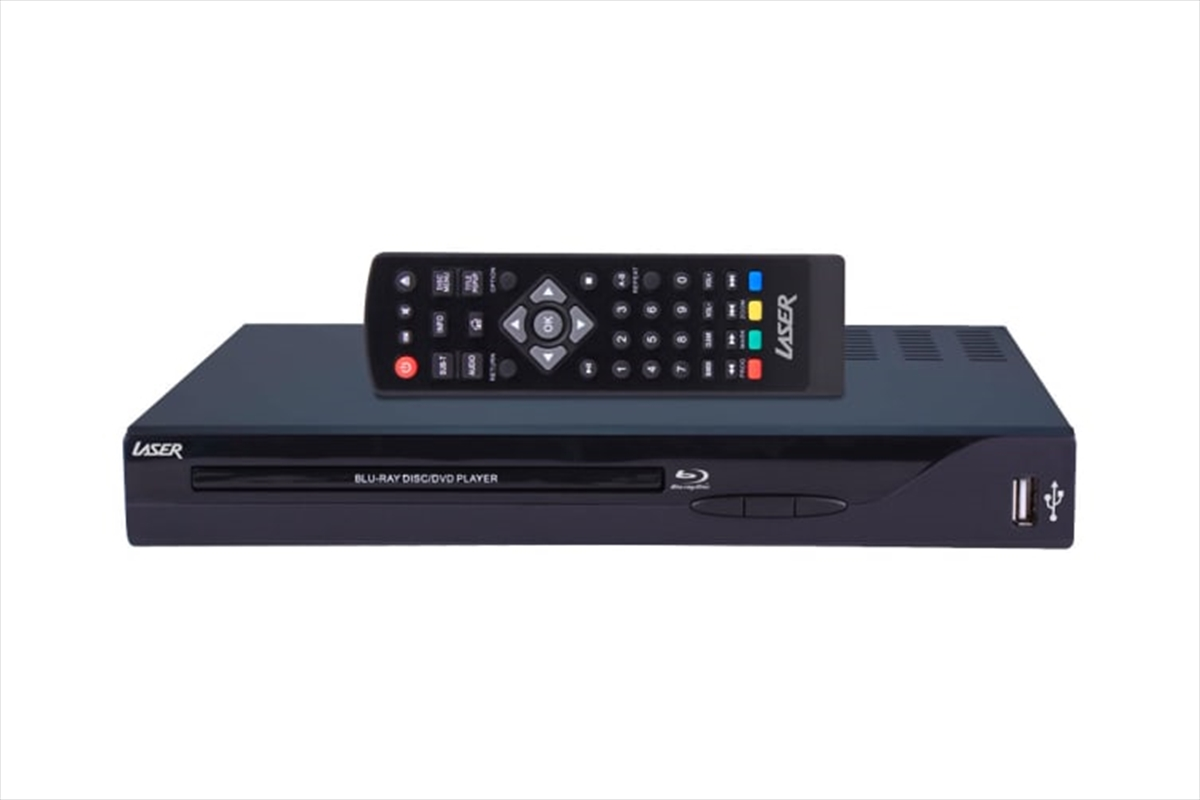 Multi Region HDMI Digital 7.1 Bluray Player | Hardware Electrical