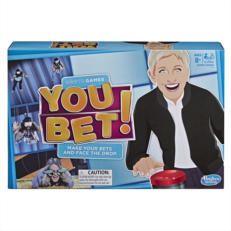 Ellen You Bet Game | Merchandise