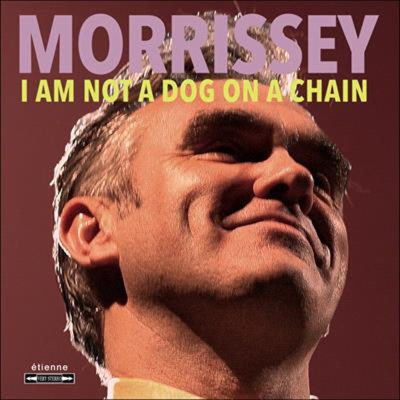 I Am Not A Dog On A Chain | CD