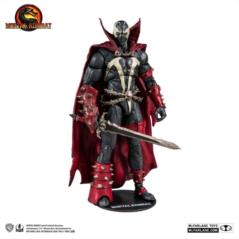 "Mortal Kombat 2 - Spawn 7"" Action Figure   Merchandise"
