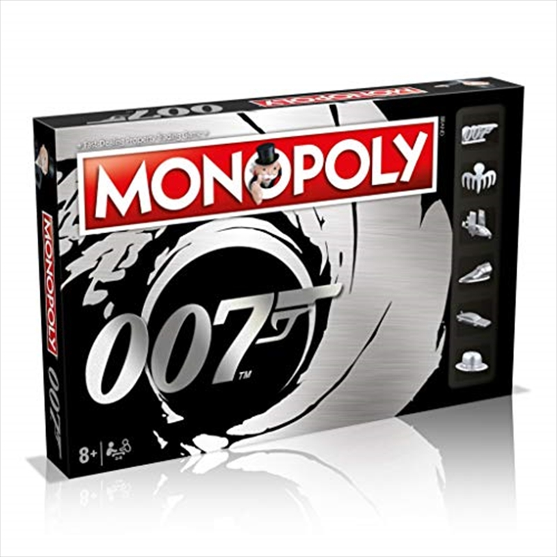 Monopoly James Bond 007 | Merchandise
