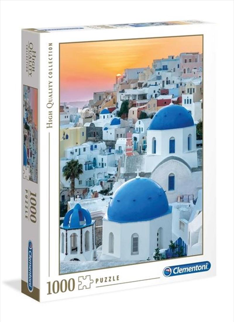 Santorini | Merchandise