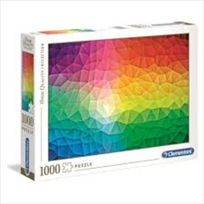 Gradient 1000 Piece Puzzle | Merchandise